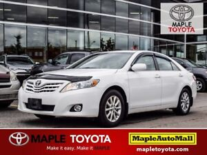 2011 Toyota Camry XLE V6 LEATHER MOONROOF AS-IS