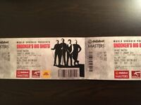 2 x Masters Snooker Final (All Day) Tickets
