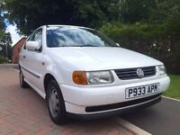 Volkswagen Polo 1.4 New cambelt good condition low Miles
