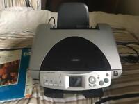 Epson Stylus Printer / Scanner RX620