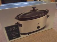Slow cooker never used