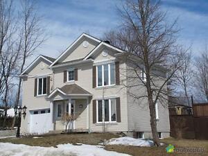 289 000$ - Maison 2 étages à vendre à Sherbrooke (Rock Forest