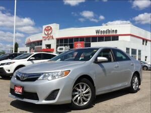 2014 Toyota Camry LE Upgrade w/ Navigation, Alloy Wheels