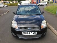 Ford Fiesta Style Tdci 1.4 Diesel 12 Months MOT HPI Clear Year 2006