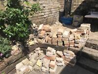 Bricks/rubble/hardcore free to take away