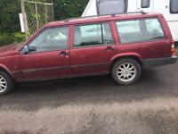 Volvo estate good driver well serviced