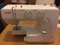 USED Janome J3-18 Sewing Machine