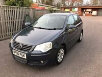 EXCELLENT VW POLO 1.4 5 DRS, 68K MILES, FSH, VERY TIDY AND CLEAN, NON SMOKERS CAR