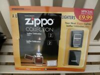 ZIPPO LIGHTER on MAGAZINE Issue No: 2 (COLLECTORS)