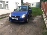 Suzuki Swift VVT 1.5