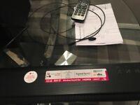 LG 2.1 300watt wireless soundbar