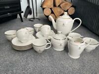 Queen's Jubilee Tea Set