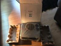 Vent axia portable heater vafh2tc.