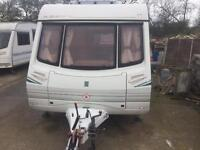 Abbey vogue 5 berth caravan