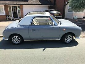 For sale 1991 Nissan Figaro Automatic Coupe Convertible