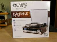 Camry turntable