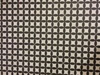 13 x Black and white ceramic tiles (33.1cm x 33.1cm) Approx 1.5sqm