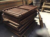 trellis type panels