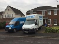 MAN & VAN-FLAT/HOUSE REMOVALS-JUNK REMOVAL-BUILDERS WASTE-RUBBISH & HOUSE CLEARANCE-GARDEN-GARAGE