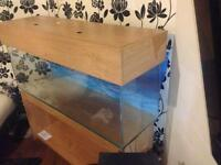 2FT BY 5FT LARGE FISH TANK FOR SALE HOLDS 200 LITERS OF WATER SMETHWICK £150