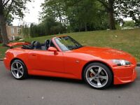 Honda S2000 AP2 - Low Mileage - Real Head Turner-going cheap