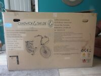 Chadwick & Taylor 26″ Electric Bike brand new, Battery Bike. PLEASE SEE ALL THE PICTURES