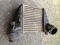 Genuine OE Valeo VAG Volkswagen Golf Bora TDi/1.8t OE Side Mount Intercooler Used Condition