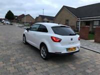 Seat Ibiza 1.6 petrol reg 2009 miles 74,000