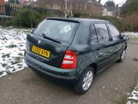 Automatic Skoda/Polo 1.4cc,Long Mot,52K Low Mile,Hpi Clear,Aircon 5 Doors £950