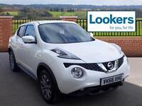 Nissan Juke TEKNA DCI (white) 2016-09-30