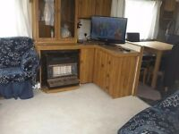 Atlas static caravan 2 bed for sale