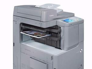 Canon COLOUR ImageRunner Copier Printer IRA-C2225 C2230 C2020 Color gently used Copy machine photocopier Scanner Fax A1