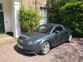 Audi TT, Great little convertible, Perfect for summer!