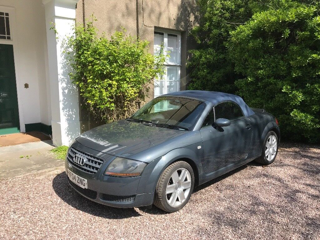 Audi TT, Great little convertible, Perfect for summer ...