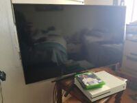 Xbox one s 500 gb & Samsung 3d smart tv 40 inch