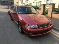 1998 VOLVO V70R AWD 2.3L TURBO 240BHP 4X4 ESTATE 850 R T5-R FRESH JAP IMPORT CLASSIC