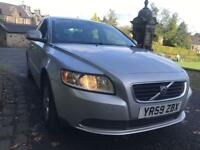 Volvo s40 d s 1 lady owner fsh 2 keys