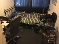 Double room Clapham jct. All inclusive no min contract