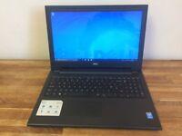 Dell inspiron 15 3000 Series intel Core i3 4030U ( 4th gen.) - 500 GB HDD - Windows 10 Laptop PC