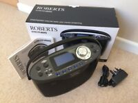 Roberts DAB/FM/WiFi Stream 205 Internet Radio