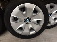 BMW wheels & winter tyres
