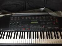 YAMAHA PSR - 5700 ELECTRONIC KEYBOARD