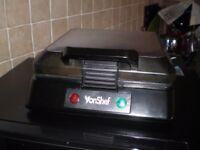 VonShef Quad Waffle Maker, 1200 Watt