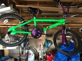 Raleigh Superfly BMX