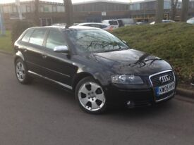 2005 AUDI A3 SPORT 2 LITRE DIESEL **EXCELLENT CONDITION**