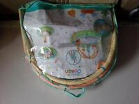 baby playmat. bouncer and play table