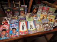 Various VHS Movie & Music Tapes (42 in total) - Assorted Titles (See Description for full List)