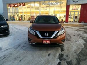 2015 Nissan Murano SL AWD 1 OWNER