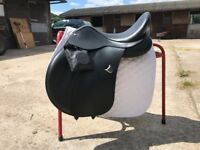 """Bates AP 16"""" Black Saddle- NEW CONDITION, less than 12 months old"""