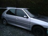 Peugeot 306 Diesel breaking for parts